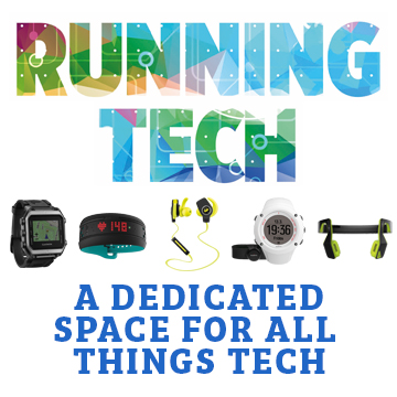 SEE BELOW FOR ALL THINGS RUNNING TECH