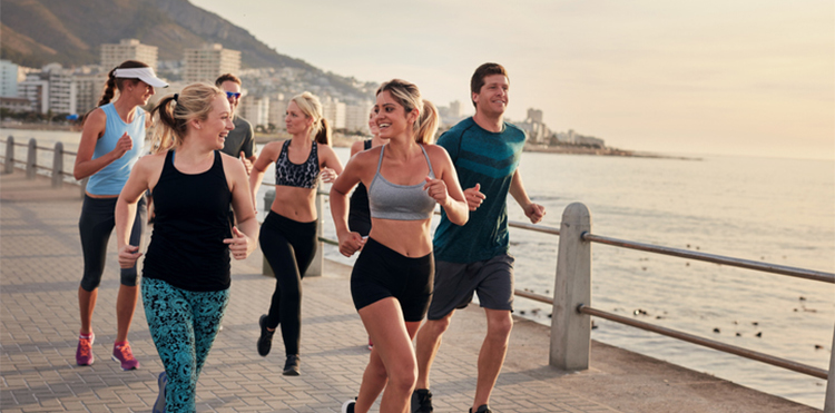 4 ways to make running buddies