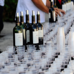 The Marathon du Medoc has twenty wine stops along the way!