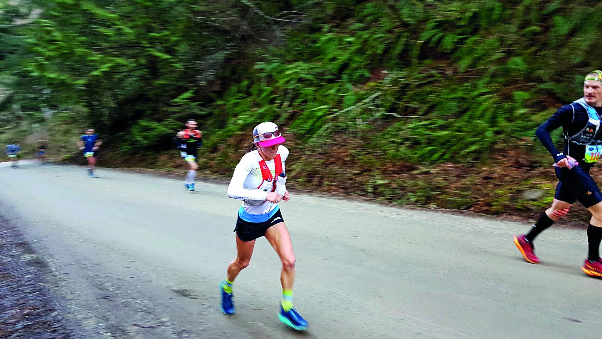 Ellie greenwood marathon