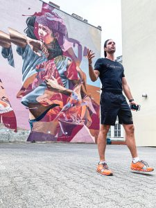 Urban Art Run: A running tour of hidden beauty