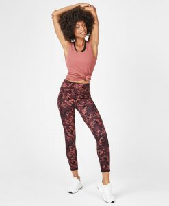 London activewear brand Sweaty Betty have released some stylish recycled leggings