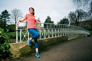 "Bella Mackie: ""Running taught me how not to be scared"""