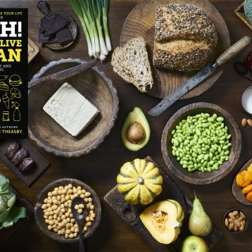 5 golden rules for healthy plant-based eating by BOSH!