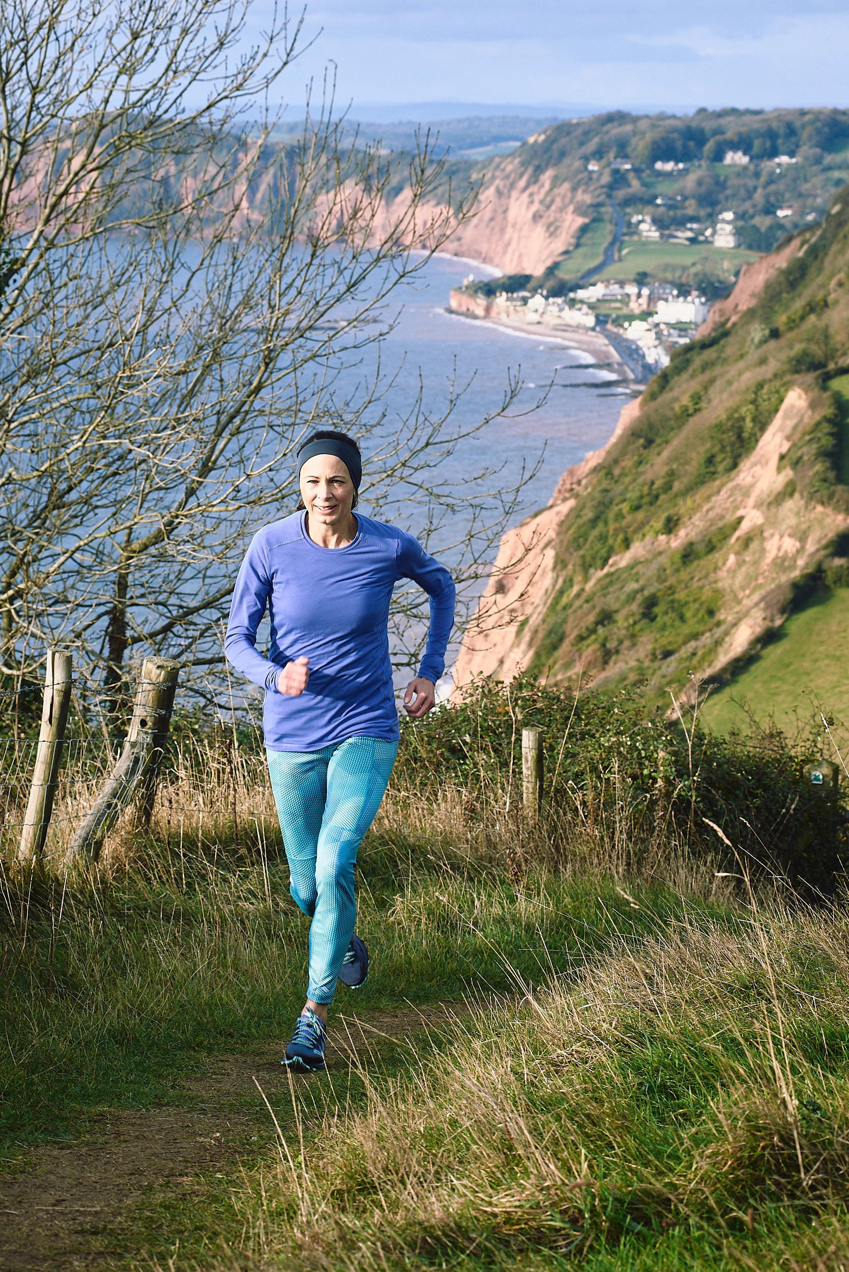Jo Pavey's top tips for coastal running