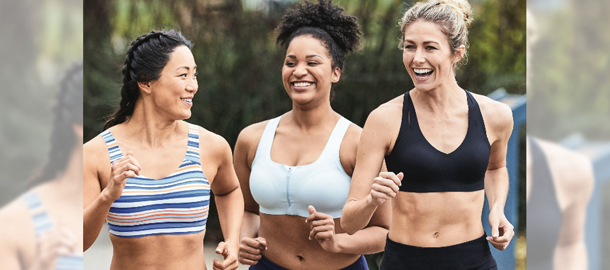 Brooks Running release revolutionary new sports bra series