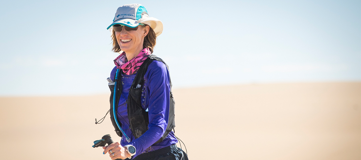 """I'm actually a pretty slow runner"": Kirsten White is running 12 ultras in 12 months to celebrate her 50th birthday"