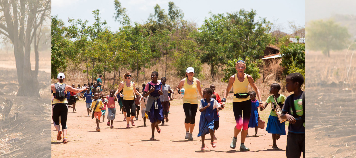 Join Susie Chan in Malawi for the 2020 Orbis Trail Challenge