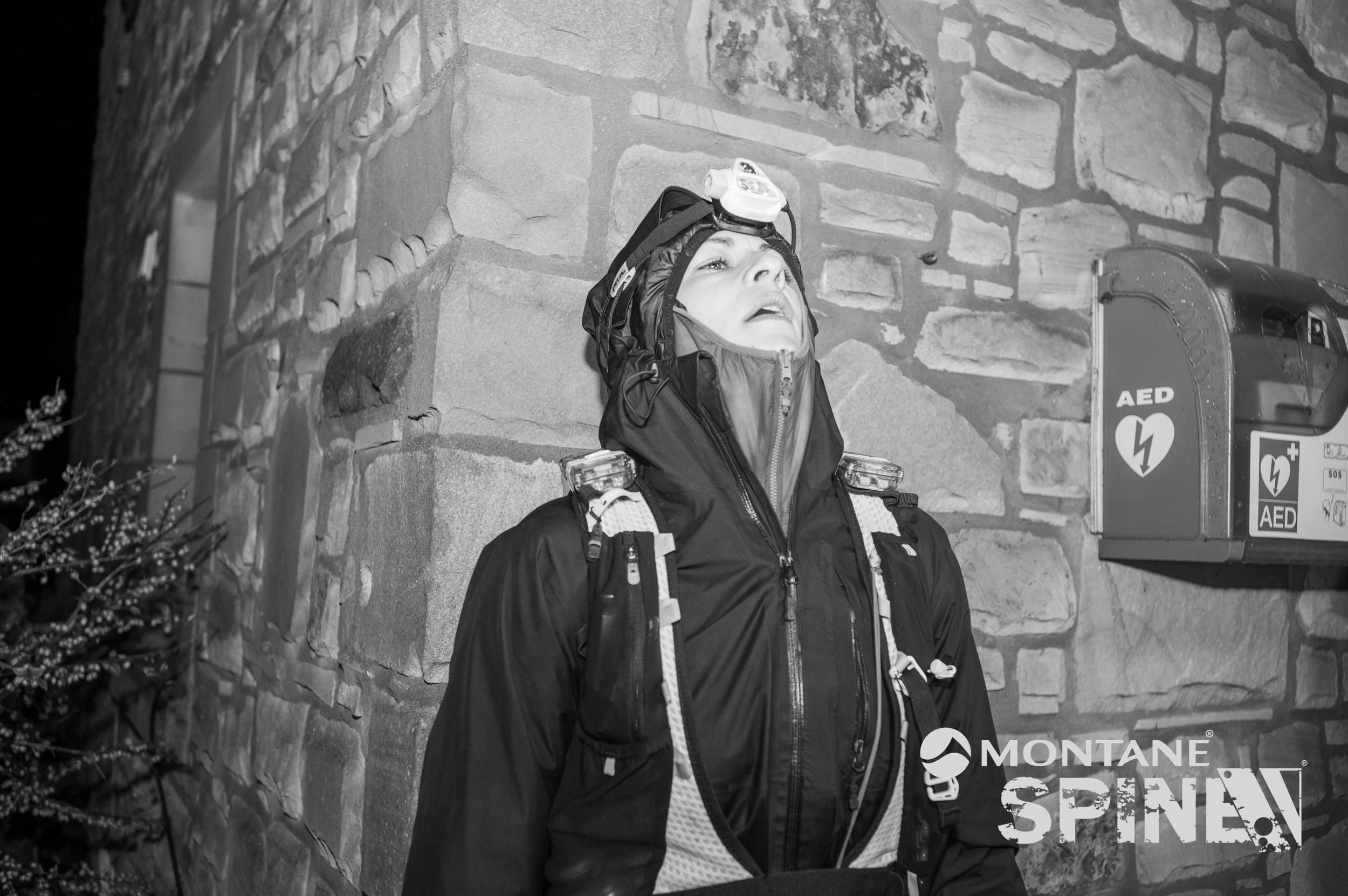Image: Montane Spine Race