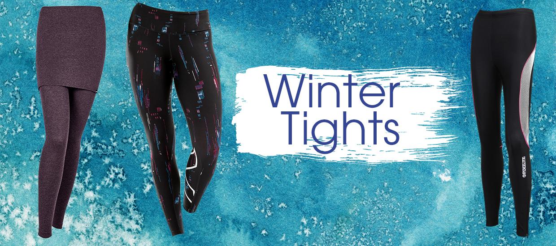 The best winter running tights