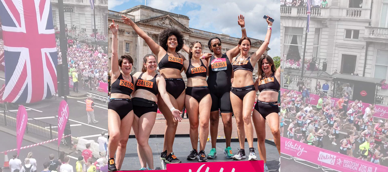 Celebrate You at the Vitality London 10,000