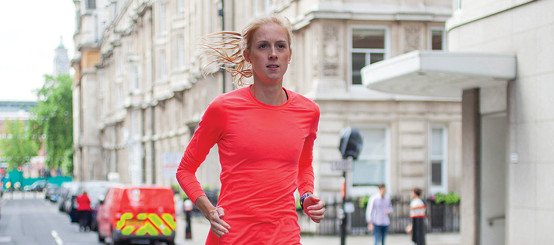 Charlotte Arter breaks the world female parkrun record