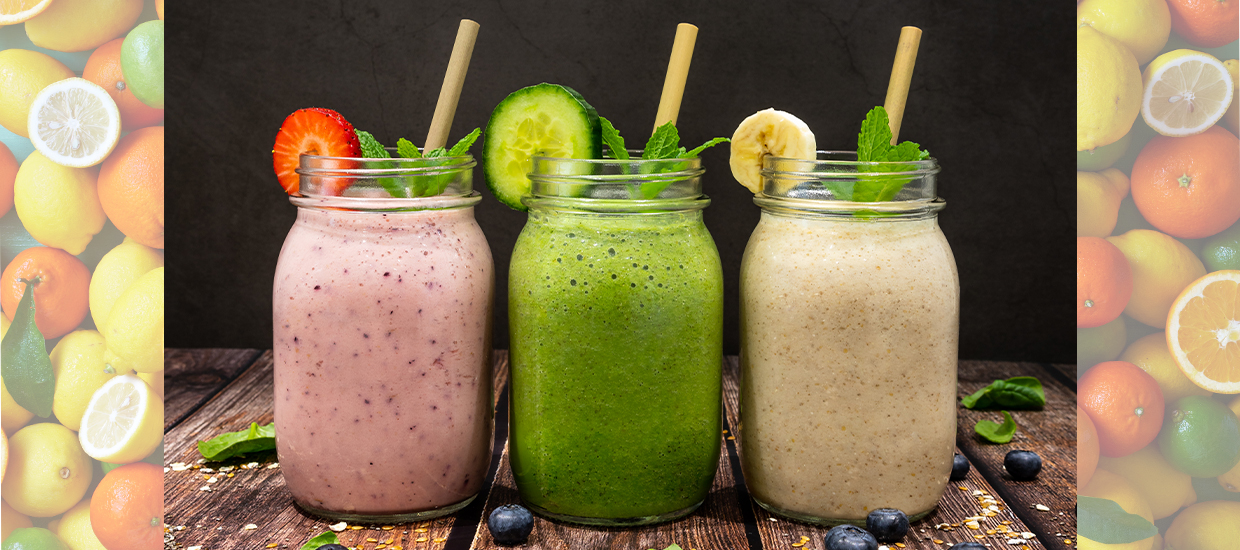 5 smoothies to give you a post-run boost