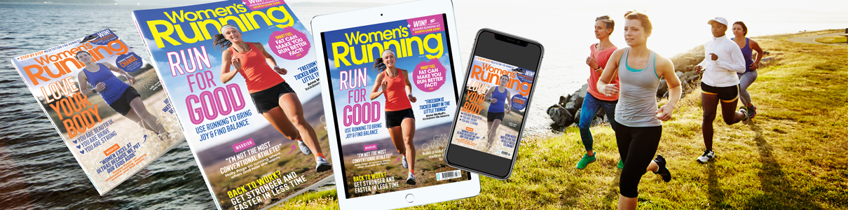 How to get your Women's Running magazine