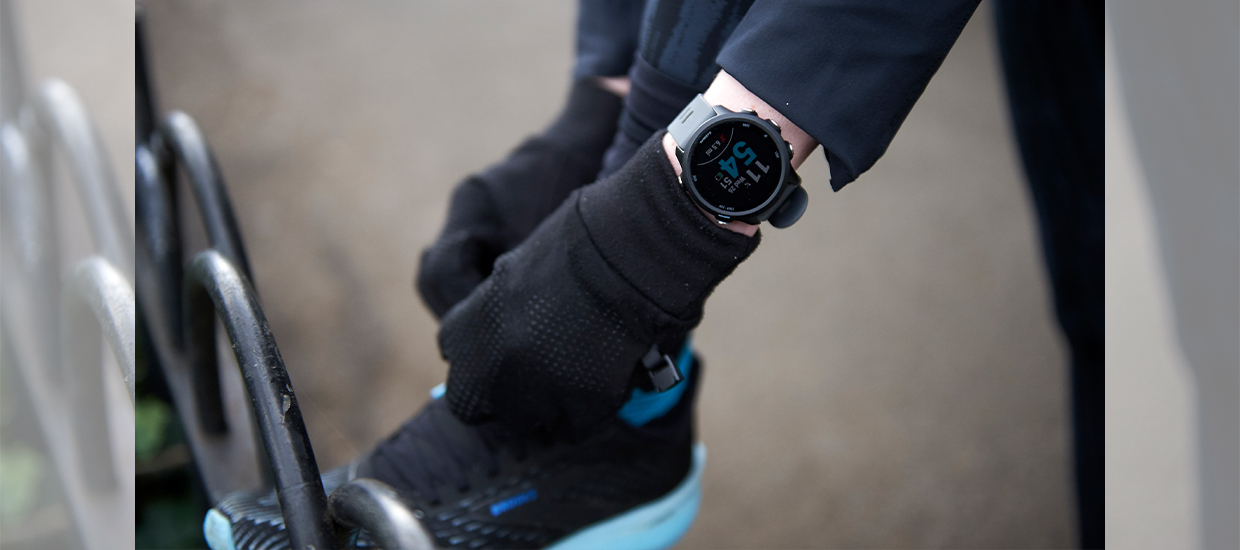 Will Garmin run the marathon for me?