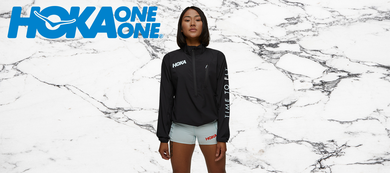 HOKA ONE ONE launch first ever apparel range