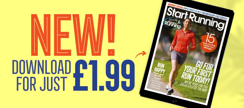 Start Running: The brand new digital magazine from Women's Running