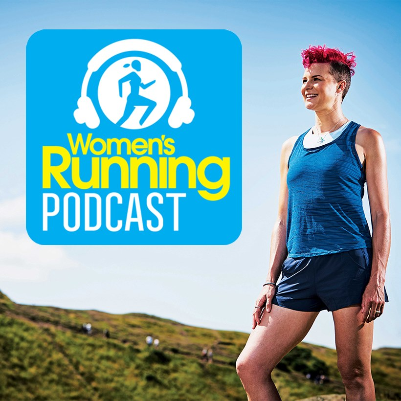 The Women's Running Podcast has landed!