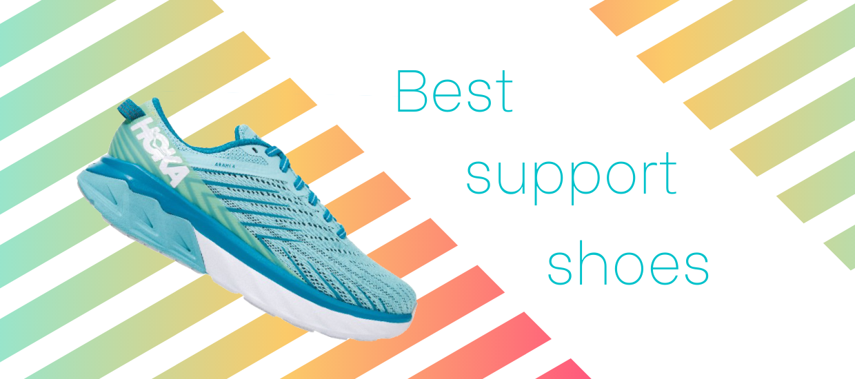 Best support shoes for runners