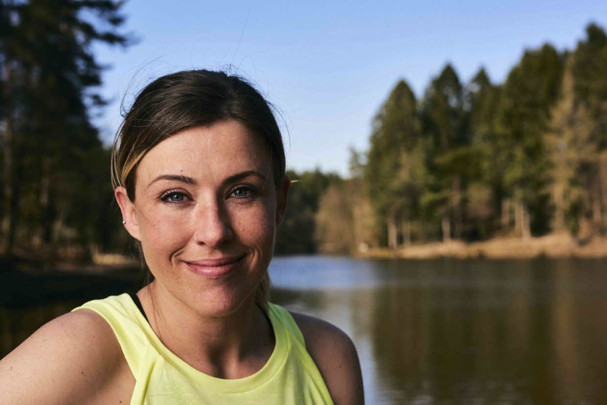 """Kelly Ruck: """"I processed my grief by running"""""""