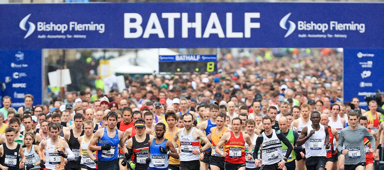"""Bath Half 2021: """"The public health benefits from events like ours are huge"""""""