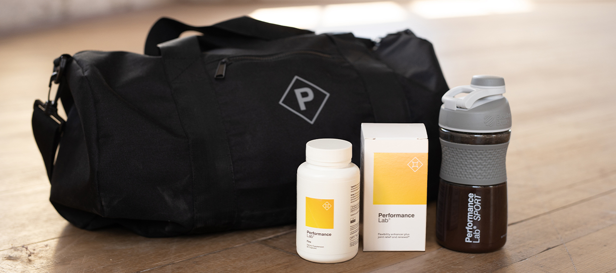 Best supplements for runners: let's talk about Flex