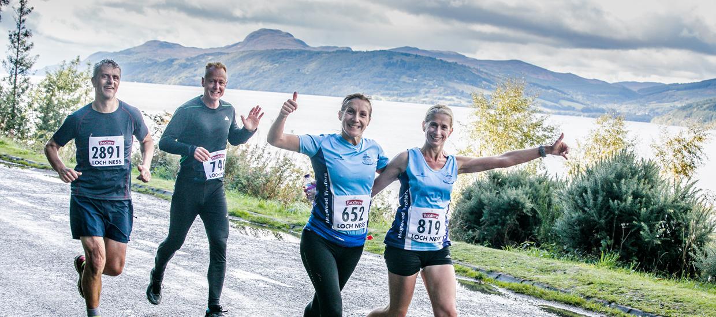 Baxters Loch Ness Marathon & Festival of Running 2020 cancelled