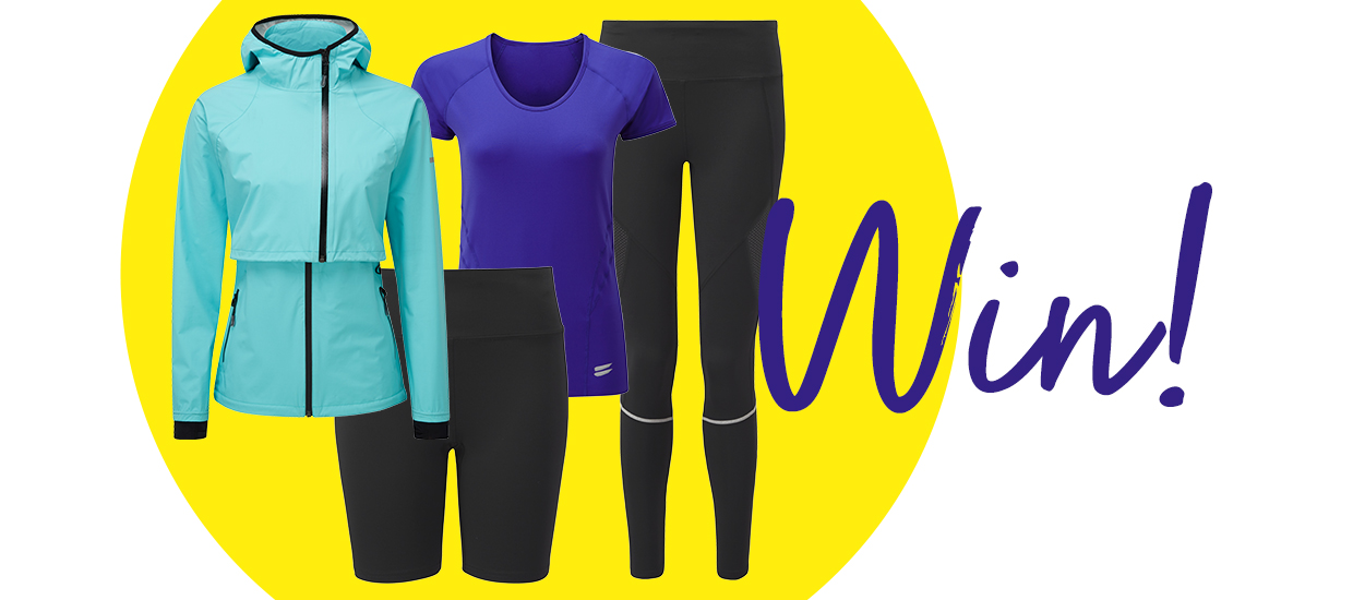 Win a running outfit from Tribe Sports