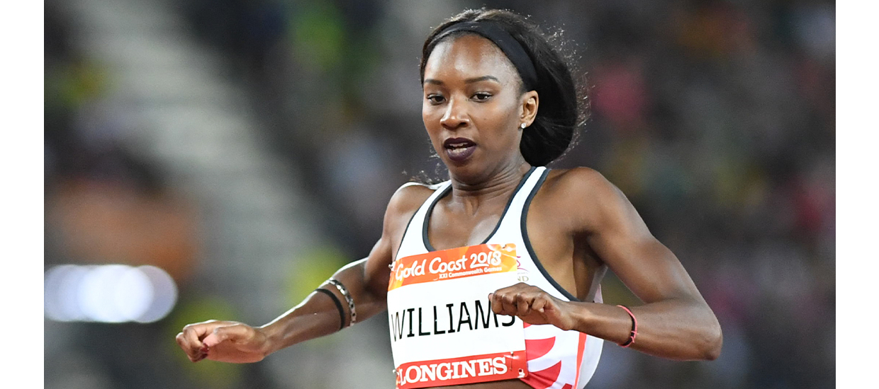 Athlete Bianca Williams fears she was racially profiled after being stopped and searched by police
