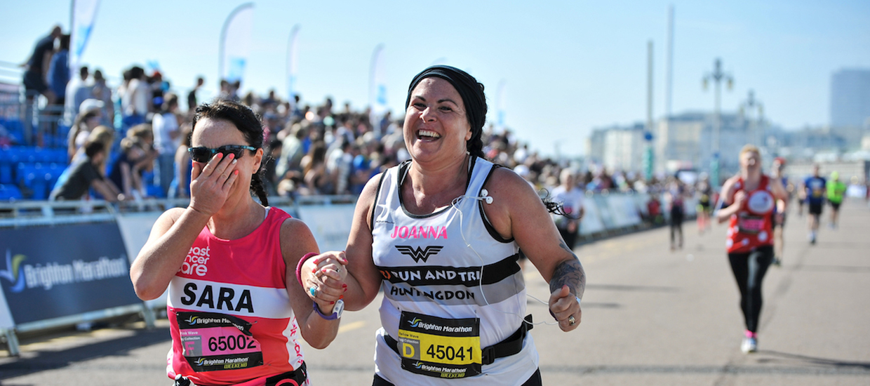 The latest on the Brighton Marathon