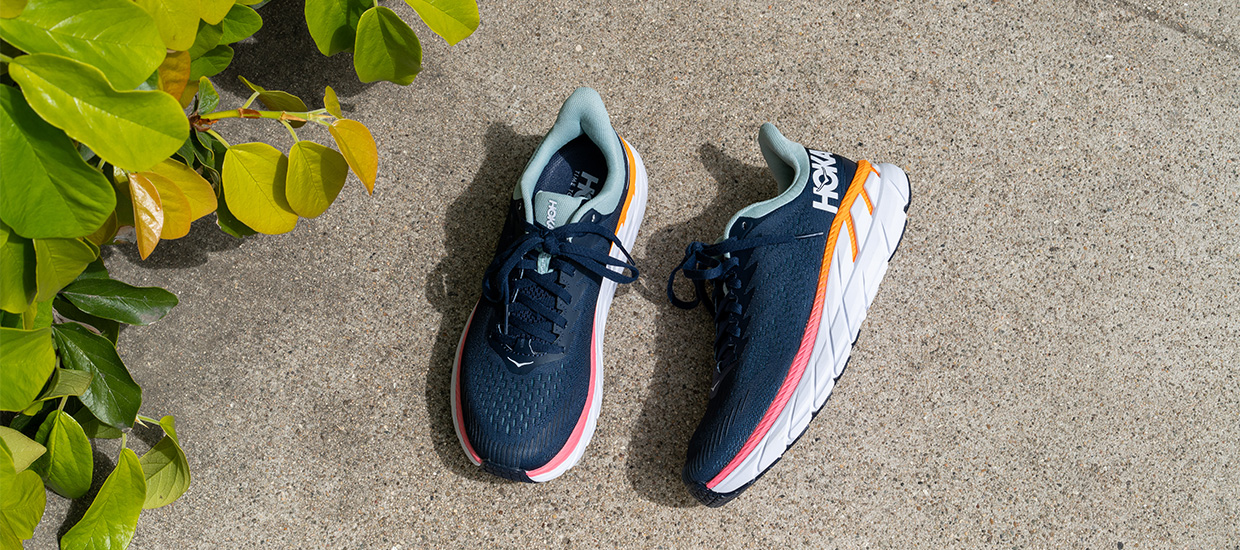 A first look at the shoe we've all been waiting for: The Clifton 7!