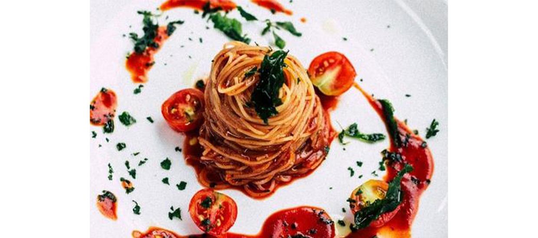 Kate Percy's Spaghetti Puttanesca