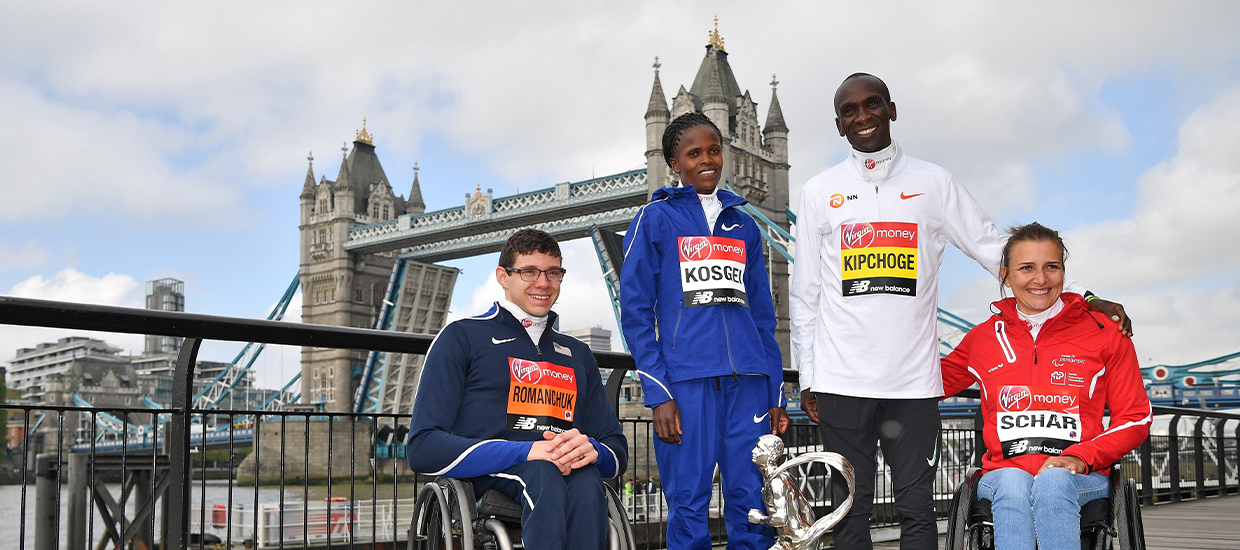 Virgin Money London Marathon confirmed for 4th October 2020 –but with a difference