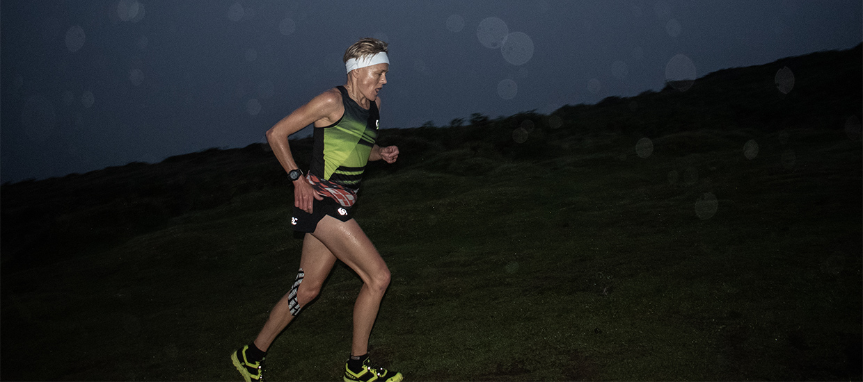 """I was so focused"": Jo Meek on her record-breaking run"