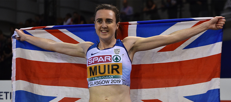 Laura Muir breaks British record and Faith Kipyegon is victorious: Monaco Diamond League highlights