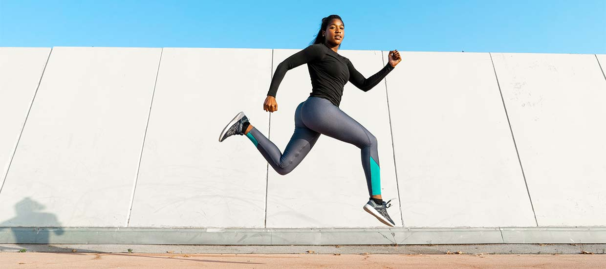 Five ballistic exercises that will improve your running