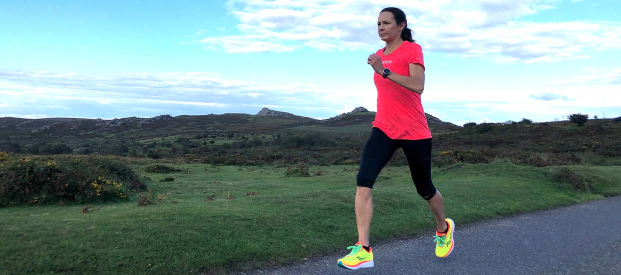 Jo Pavey on running in lockdown and the importance of the long run