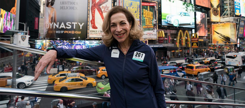 We asked Kathrine Switzer for her marathon advice