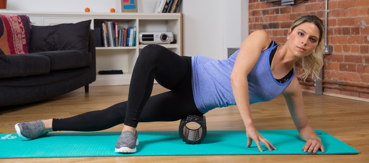 How foam rolling could improve your running