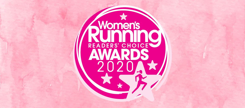 Vote in the Women's Running Reader Awards 2020