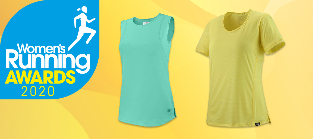 Product Awards 2020: Best Running Tops