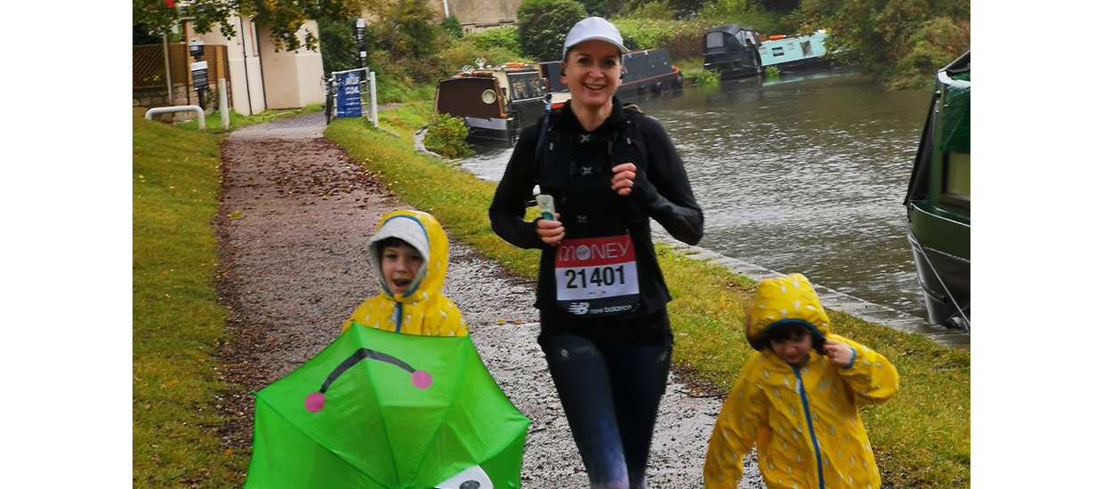 I ran the Virgin Money London Marathon, and this is how I found it