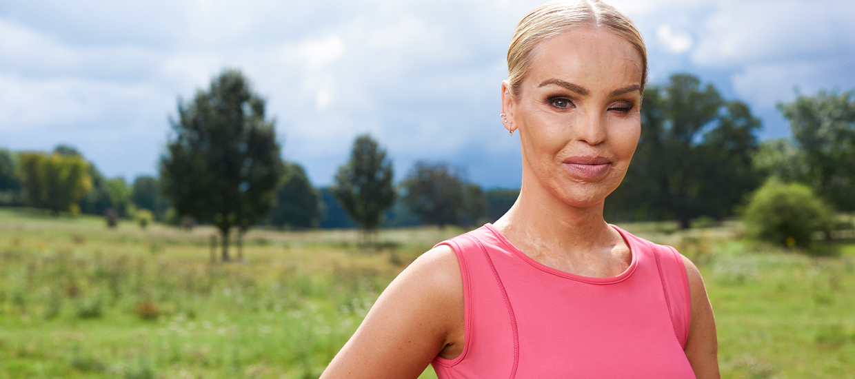 "Katie Piper: ""Running empowered me to realise that I can do things alone"""