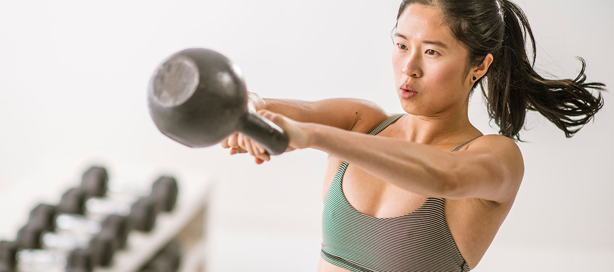 Key kettlebell exercises to build into your current exercise plan