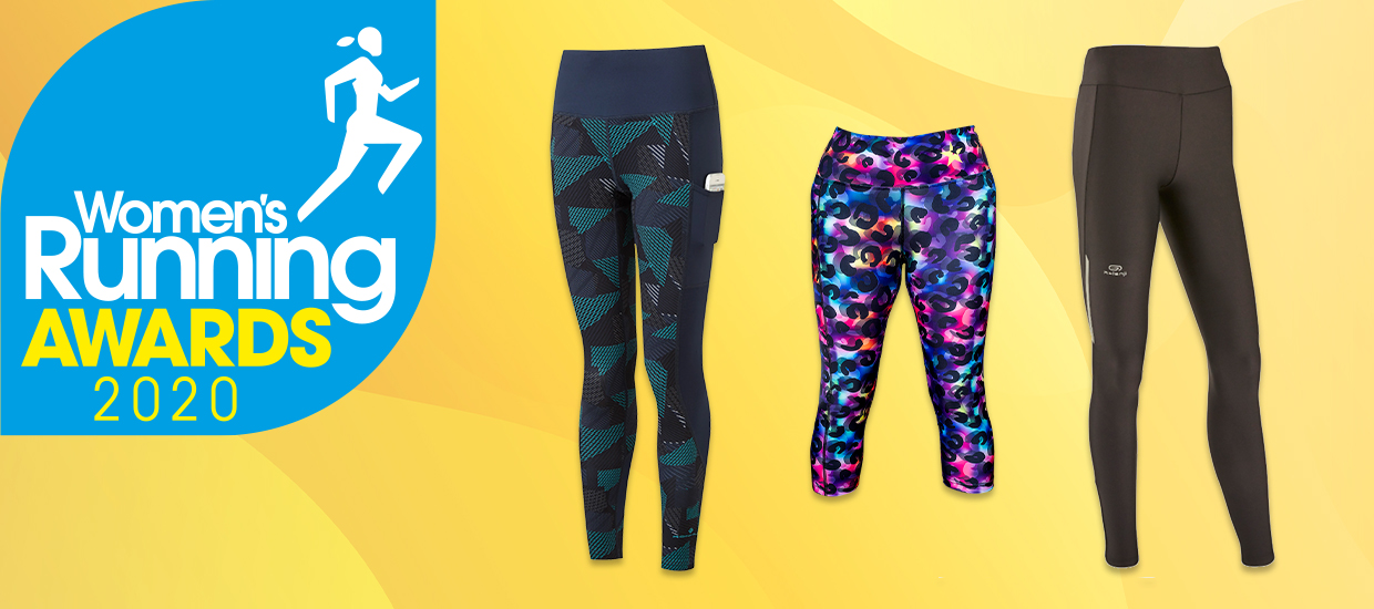 Product Awards 2020: Best Running Tights & Capris