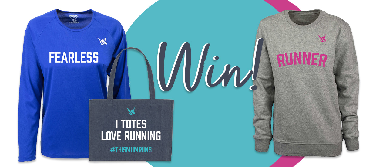 To celebrate its 6th birthday, win a bundle of kit from This Mum Runs worth over £100!