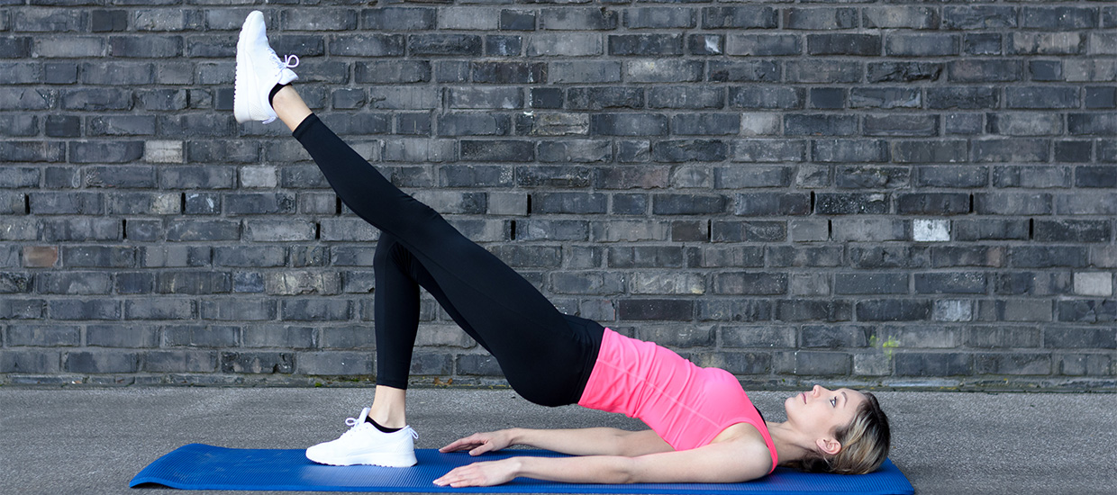 5 exercises to strengthen and mobilise the lower back