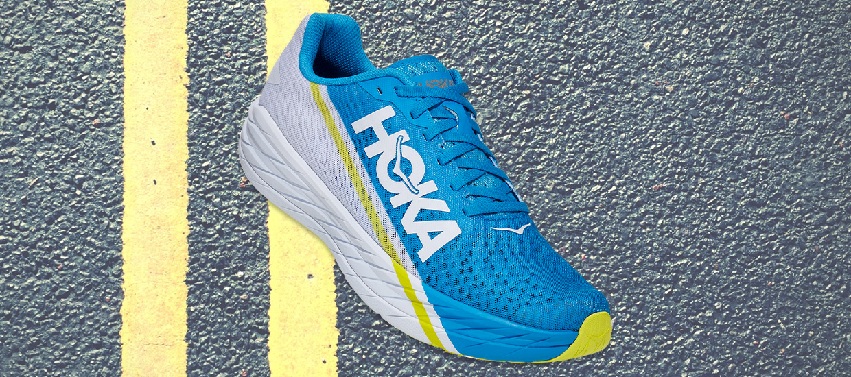 We take a first look at the HOKA ONE ONE Rocket X