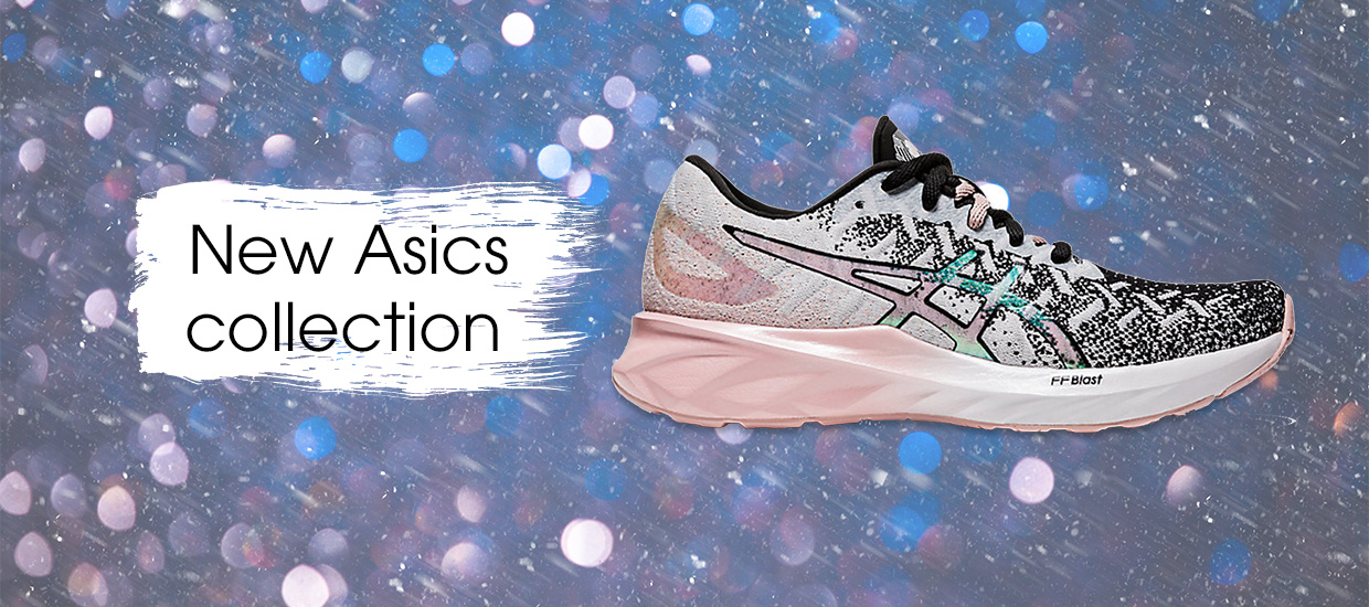 The new Asics Women's collection is out now!