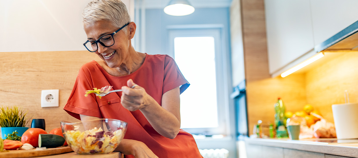 Nutrition for the menopause